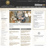 Department of Justice Compliance web page